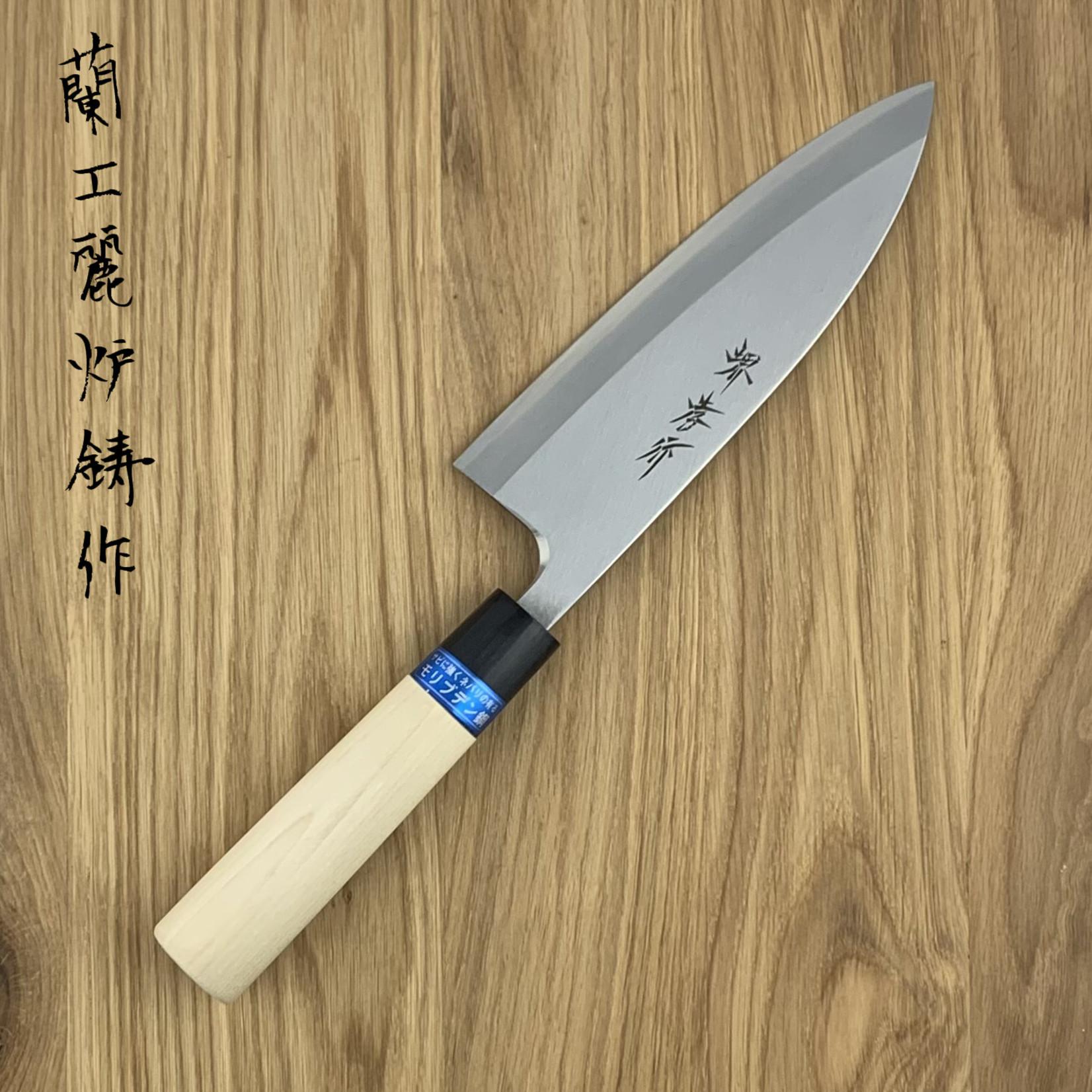 SAKAI TAKAYUKI Deba 165 mm Inox Left 04336
