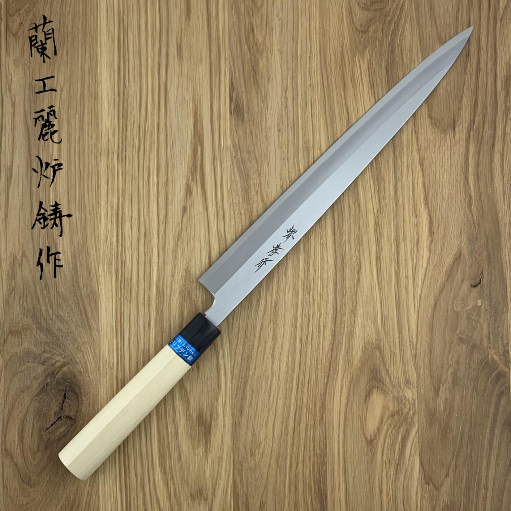 SAKAI TAKAYUKI Yanagiba 300 mm links Inox 04305
