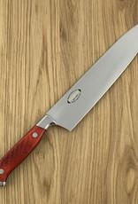 NENOHI NENOX Premium red gyuto 240 mm