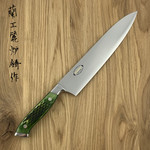 Gyuto 210 mm Green