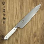 Gyuto 210 mm Wit marmer