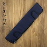 Knifebag 2 items blauw