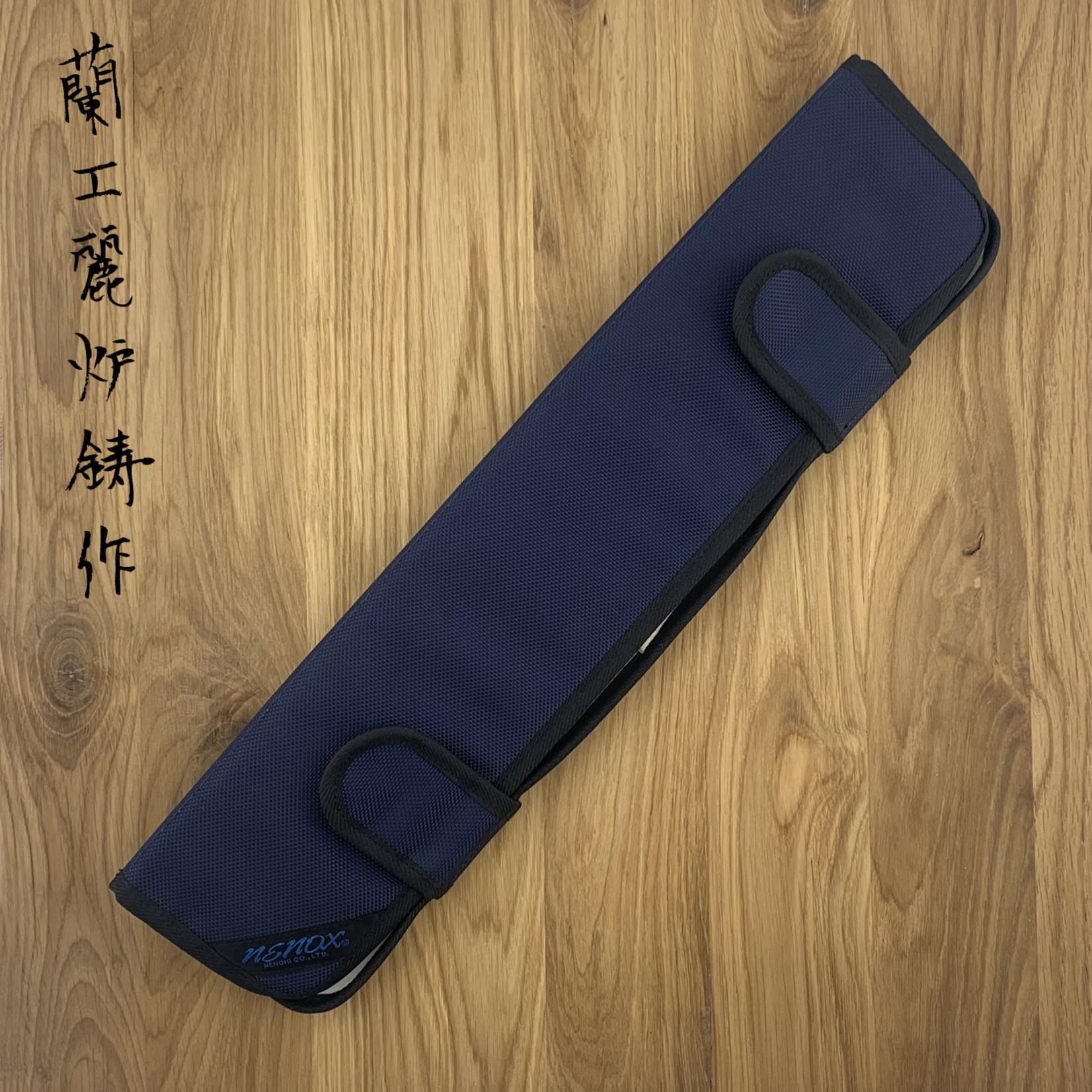 NENOHI NENOX knifebag 2 items in blauw