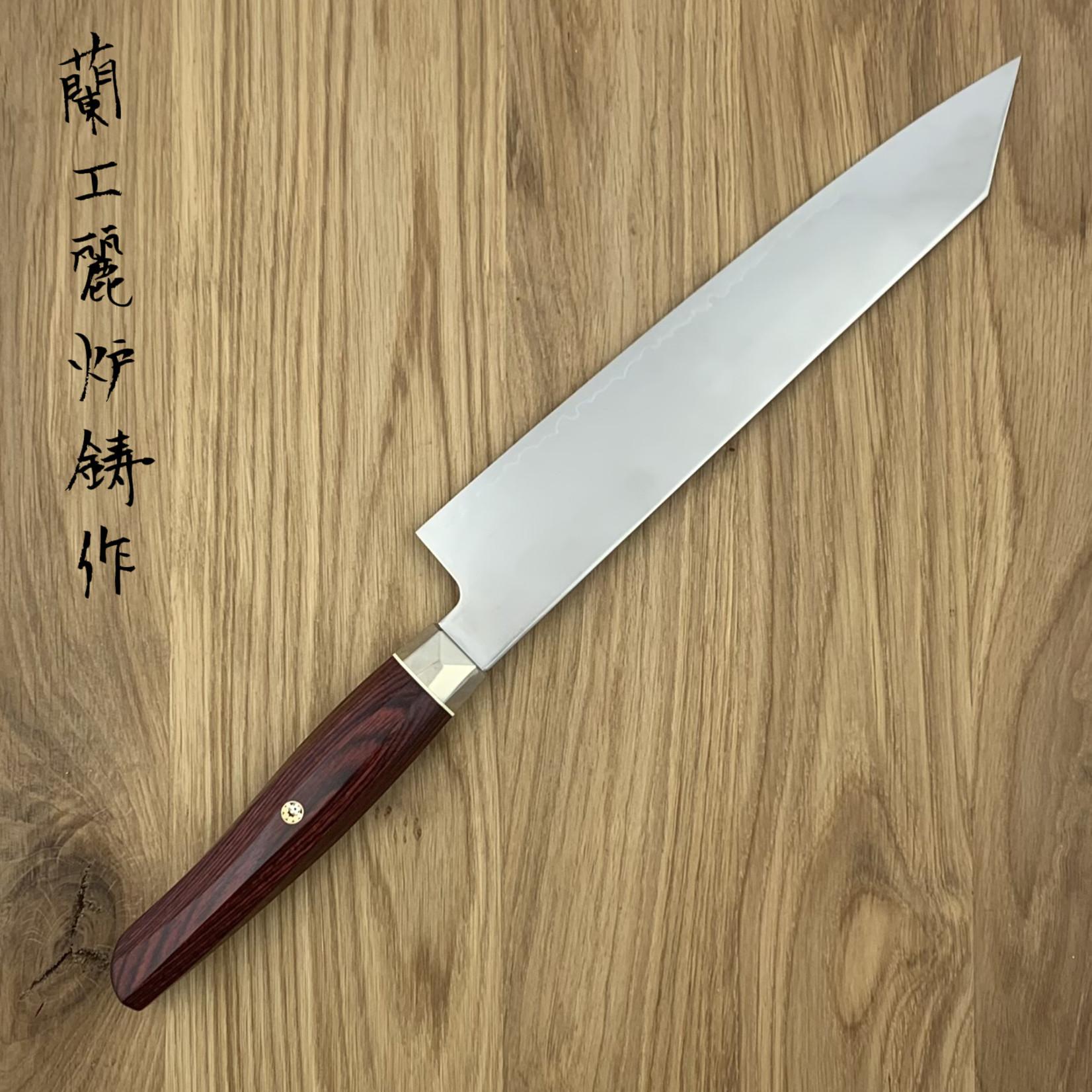 ZANMAI Revolution Red Kiritsuke 230 mm ZRR-1206G