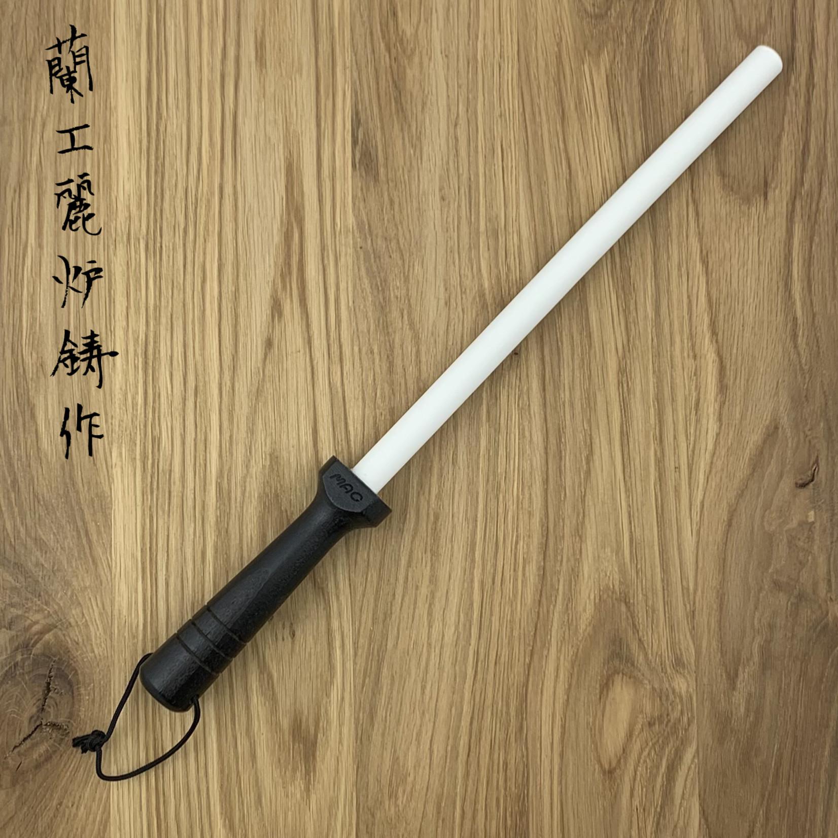 MAC  Sharpening rod SR 95 black
