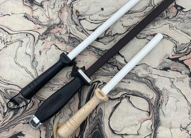 Sharpening rods