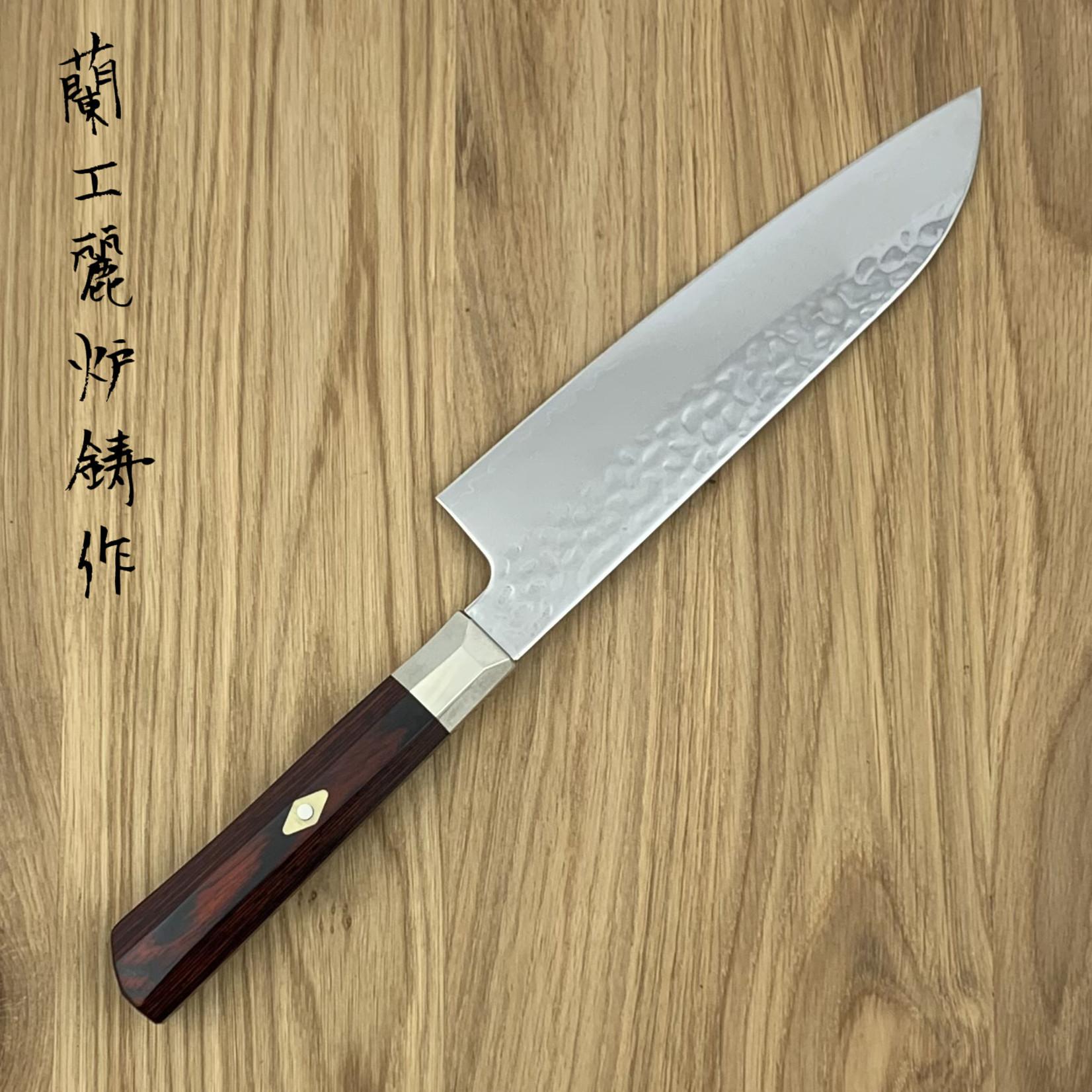 ZANMAI Supreme H Santoku 180mm TZ2-4003DH
