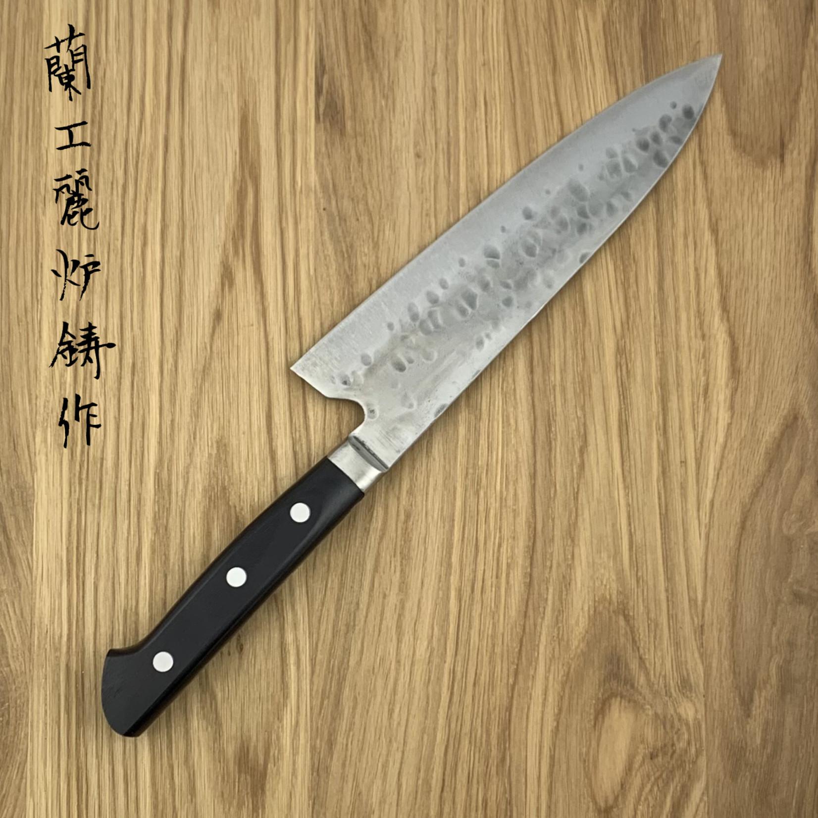 FUJIWARA TERUYASU Maboroshi Gyuto 195 mm