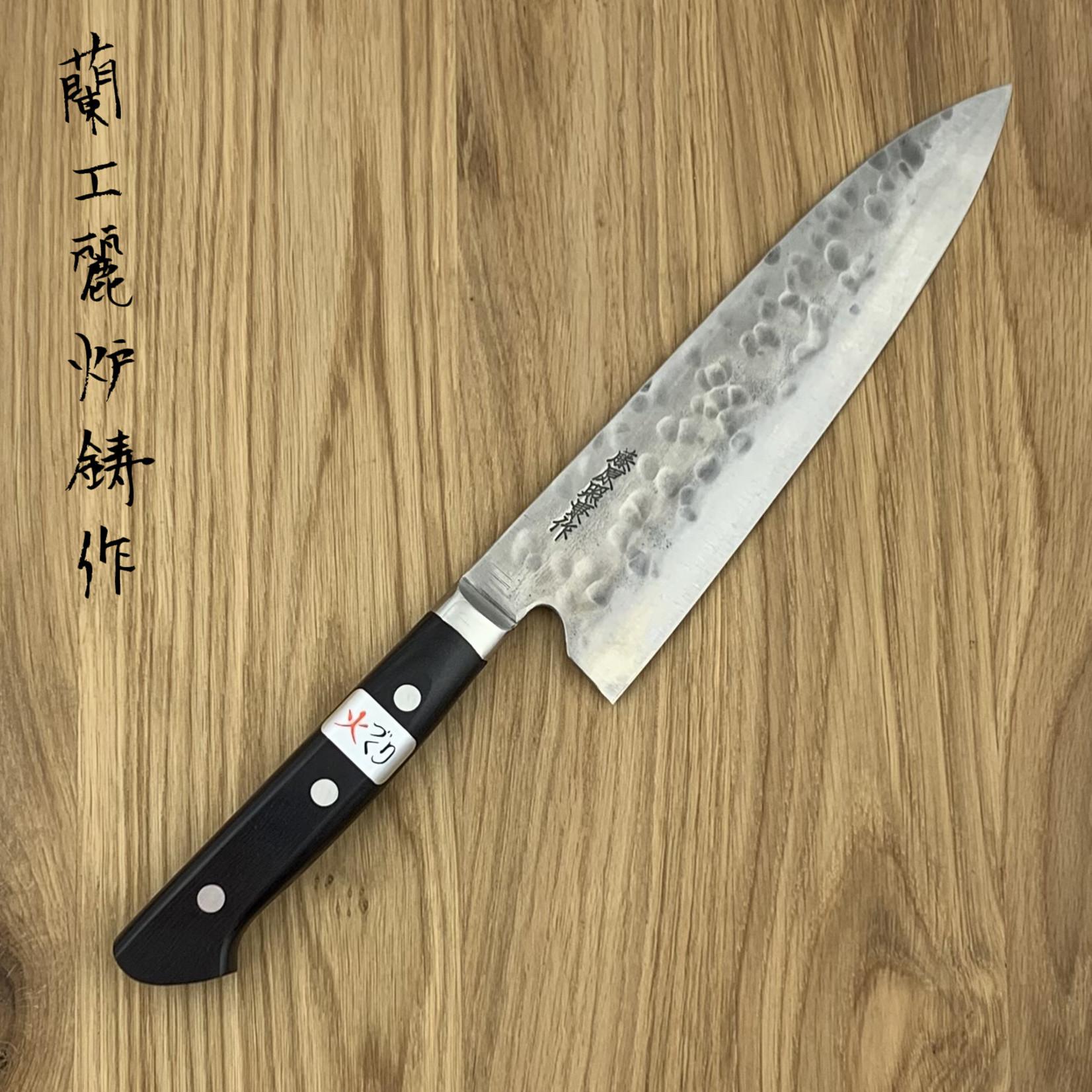 FUJIWARA TERUYASU Maboroshi Gyuto 180 mm