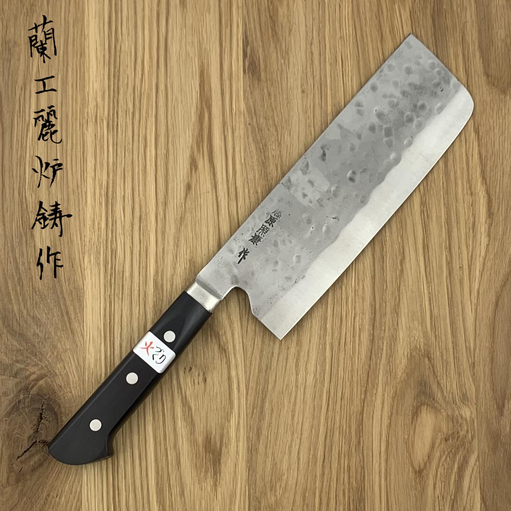 FUJIWARA TERUYASU Maboroshi Nakiri 195 mm