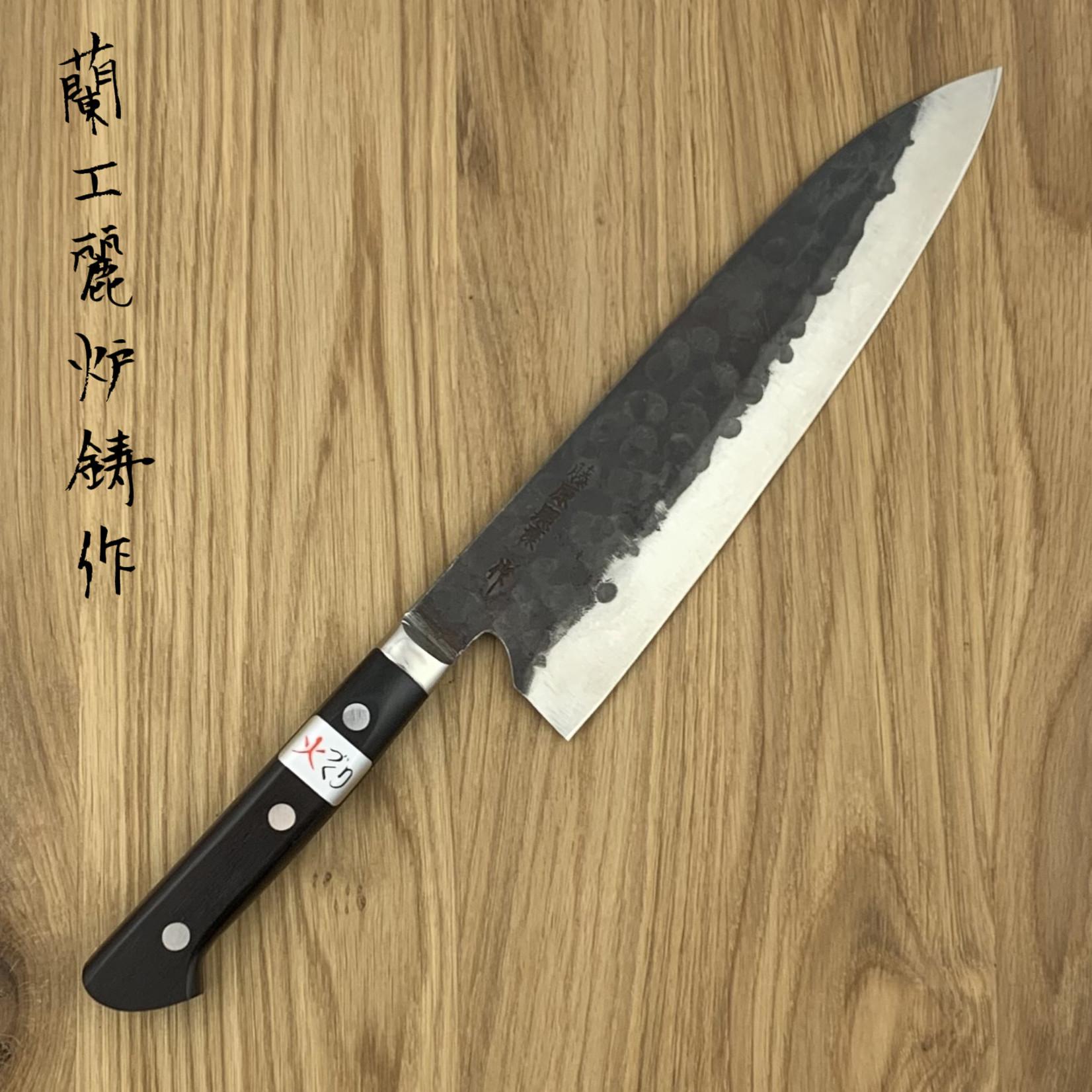 FUJIWARA TERUYASU Denka Gyuto 240 mm