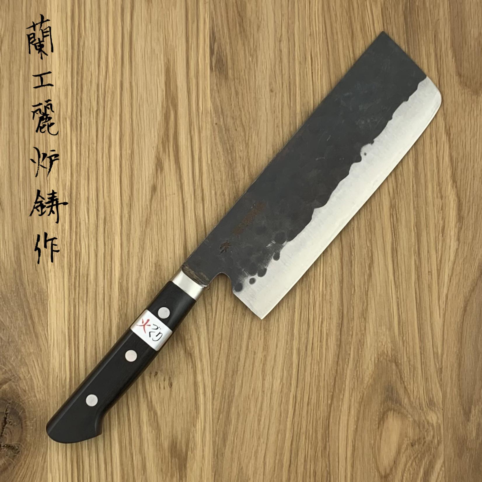 FUJIWARA TERUYASU Denka Nakiri 165 mm