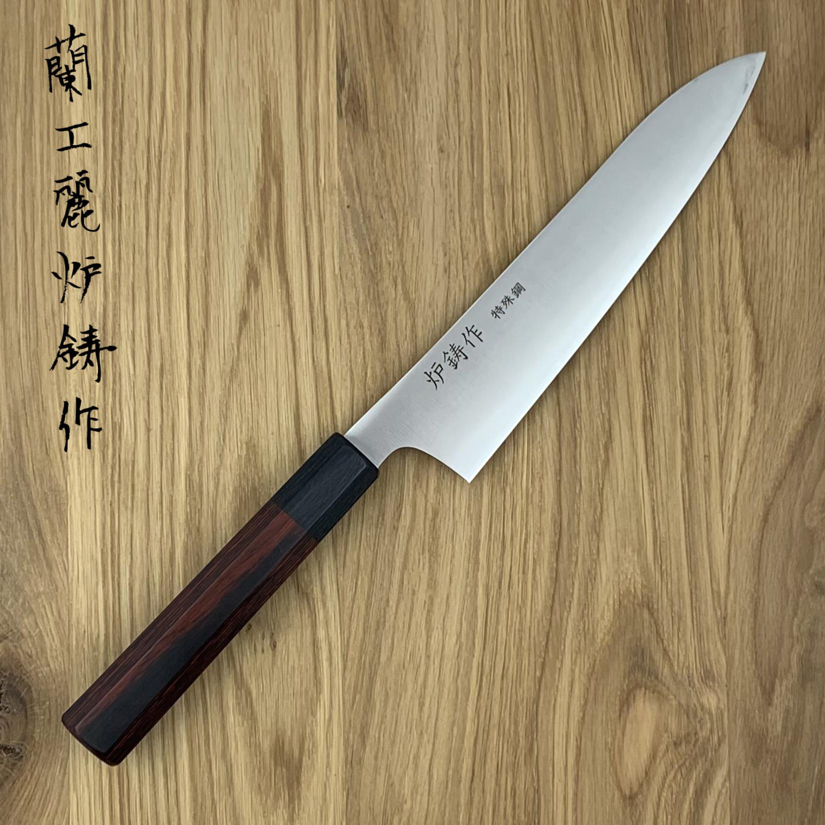 ROOIJ Saku Gyuto 180mm RK6-G18CR