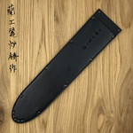 Saya Gyuto 300 mm black