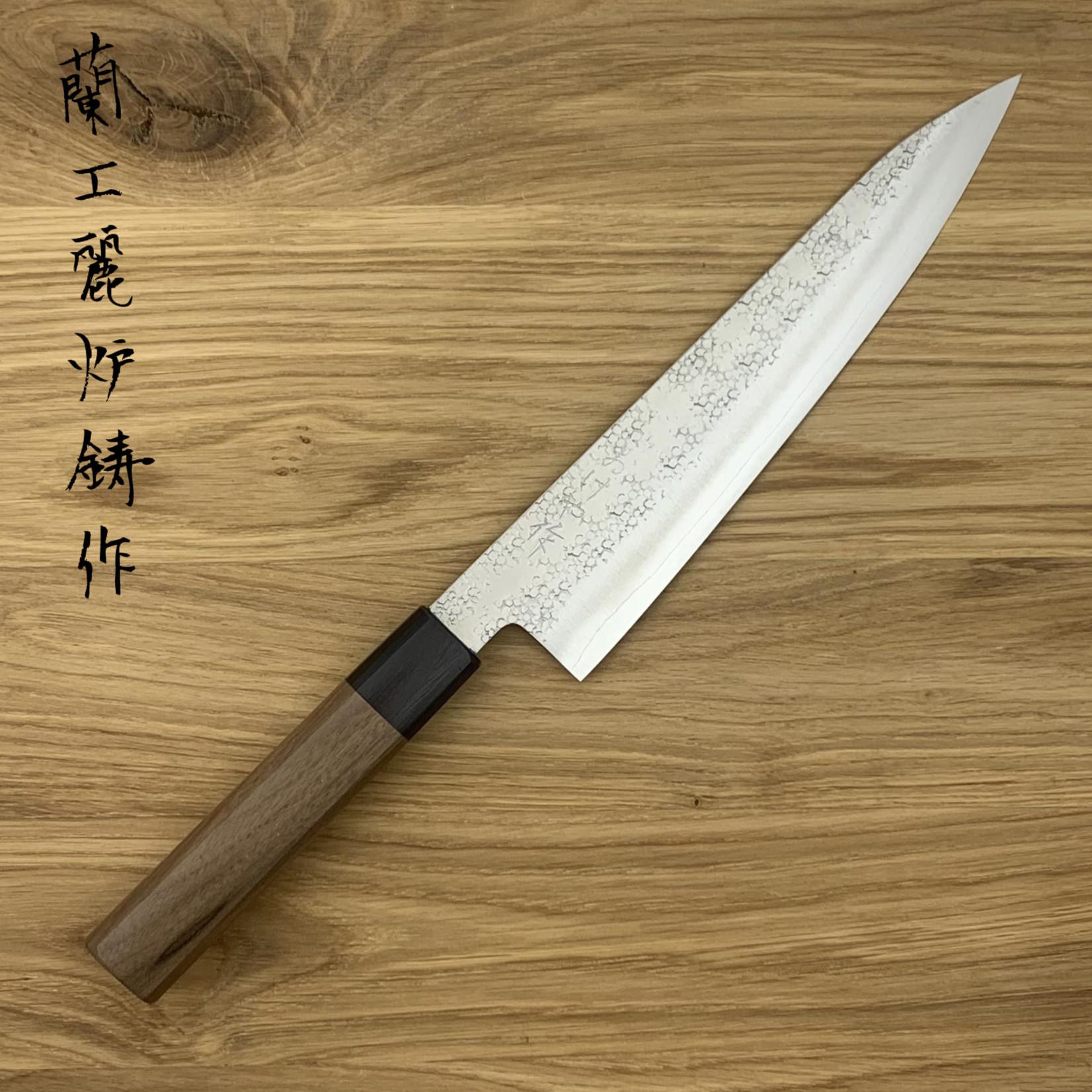 OKEYA GIN3 Tsuchime Gyuto 210mm OS-G3T-GY210