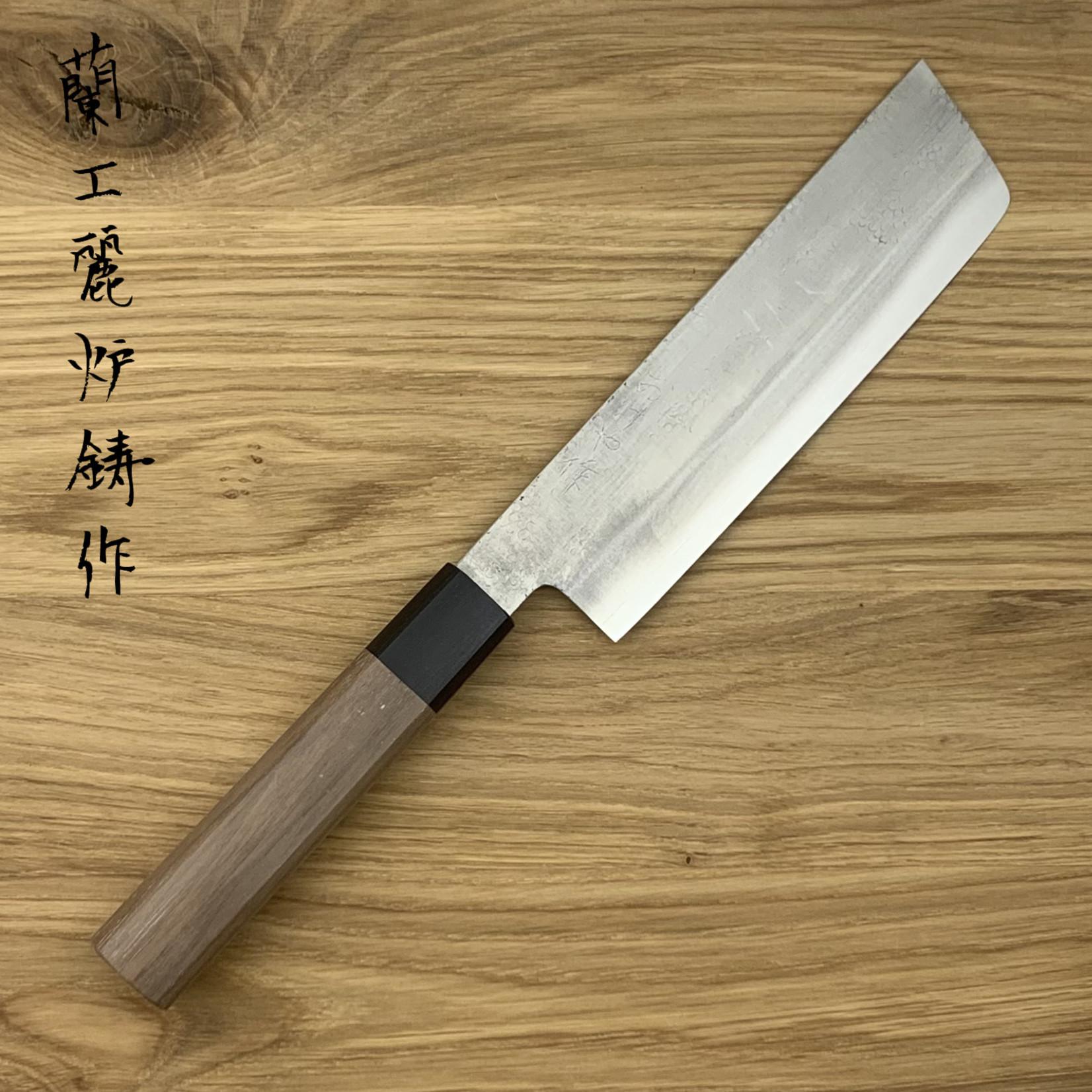 OKEYA GIN3 Tsuchime Nakiri 165mm OS-G3T-NA165