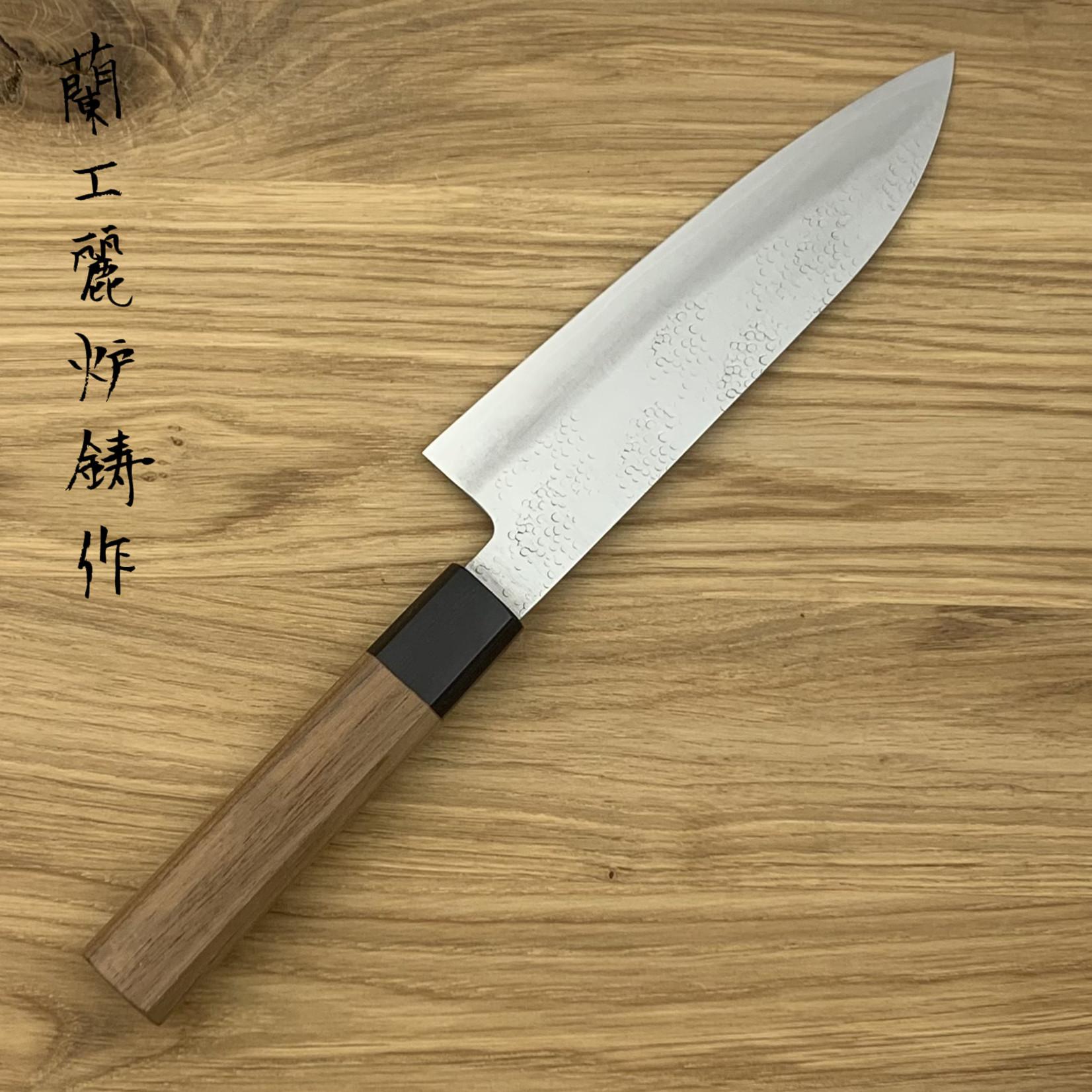 OKEYA GIN3 Tsuchime Santoku 165mm OS-G3T-SA165