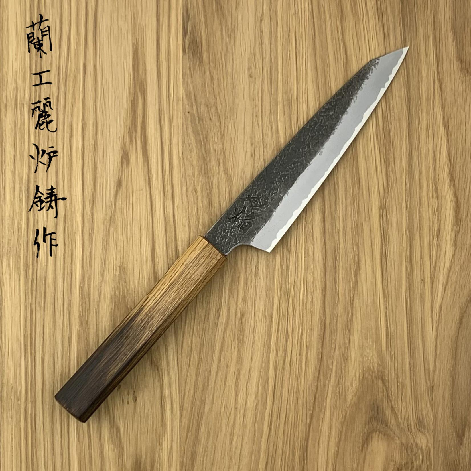 SAKAI TAKAYUKI Homura Guren Blue #2 Petty 150 mm 01185