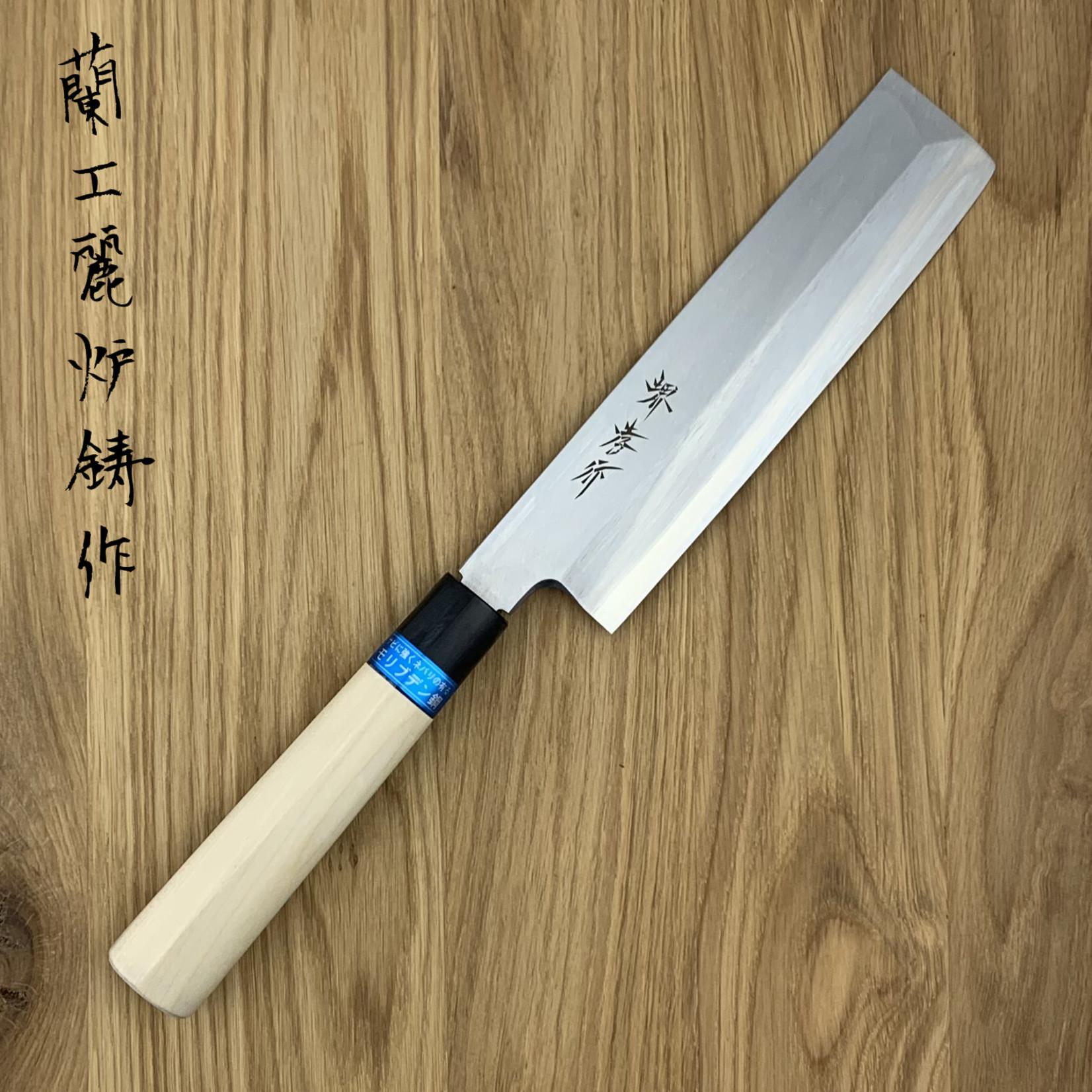 SAKAI TAKAYUKI Usuba 180 mm Inox  04363