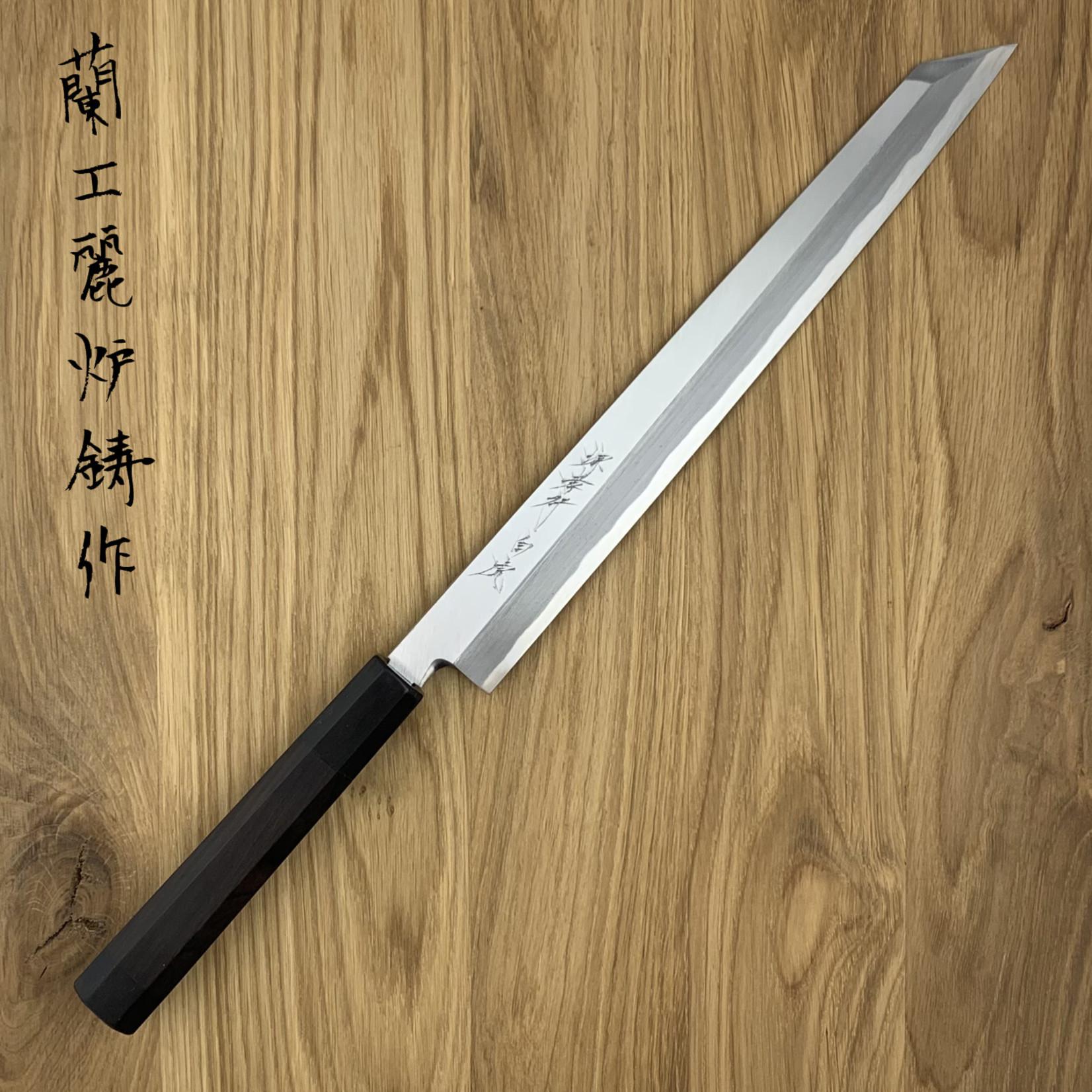 SAKAI TAKAYUKI Byakko White #1 Yanagiba 270 mm 02214