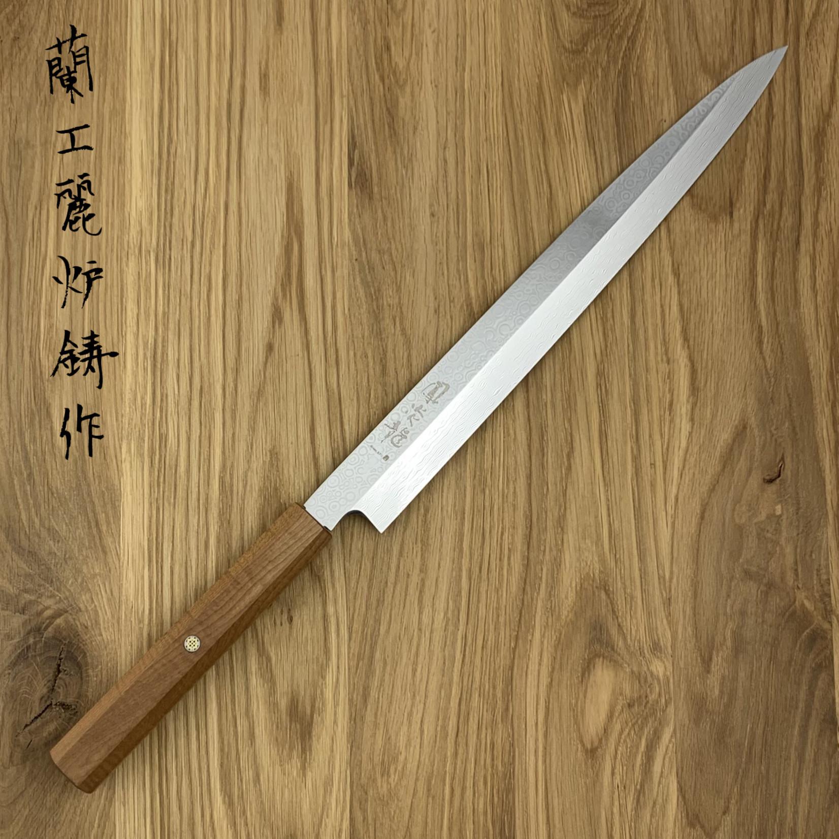 RYUSEN Houenryu Yanagiba 300 mm Maple HE-302