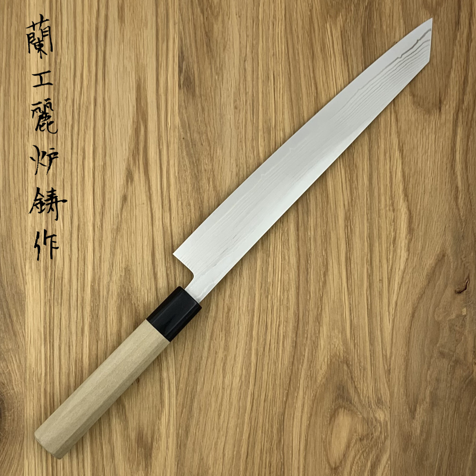 KANECHIKA AUS10 WA Slicer 240mm SK-A1D-KS240