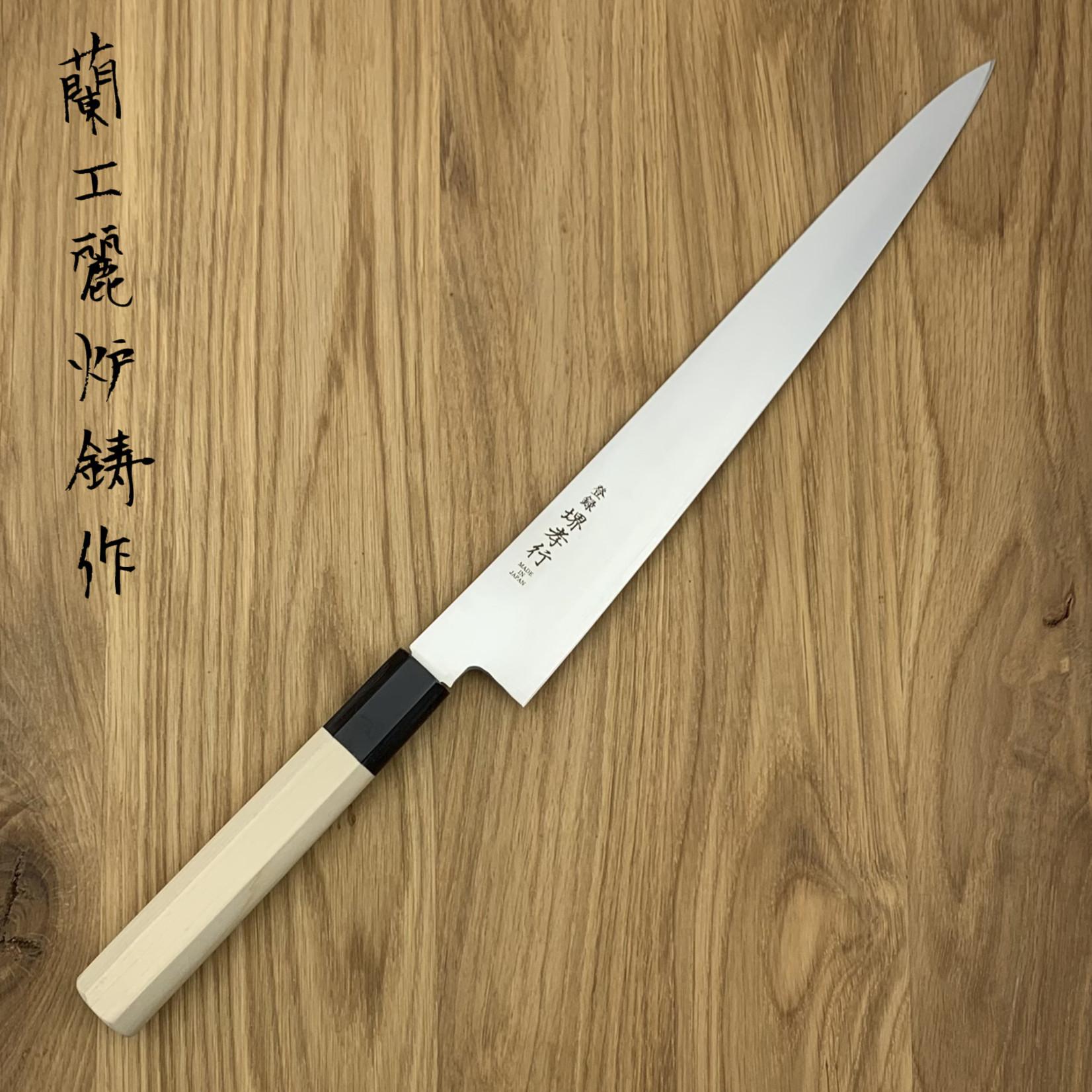 SAKAI TAKAYUKI Grand Chef WA Sujihiki 240 mm 10623