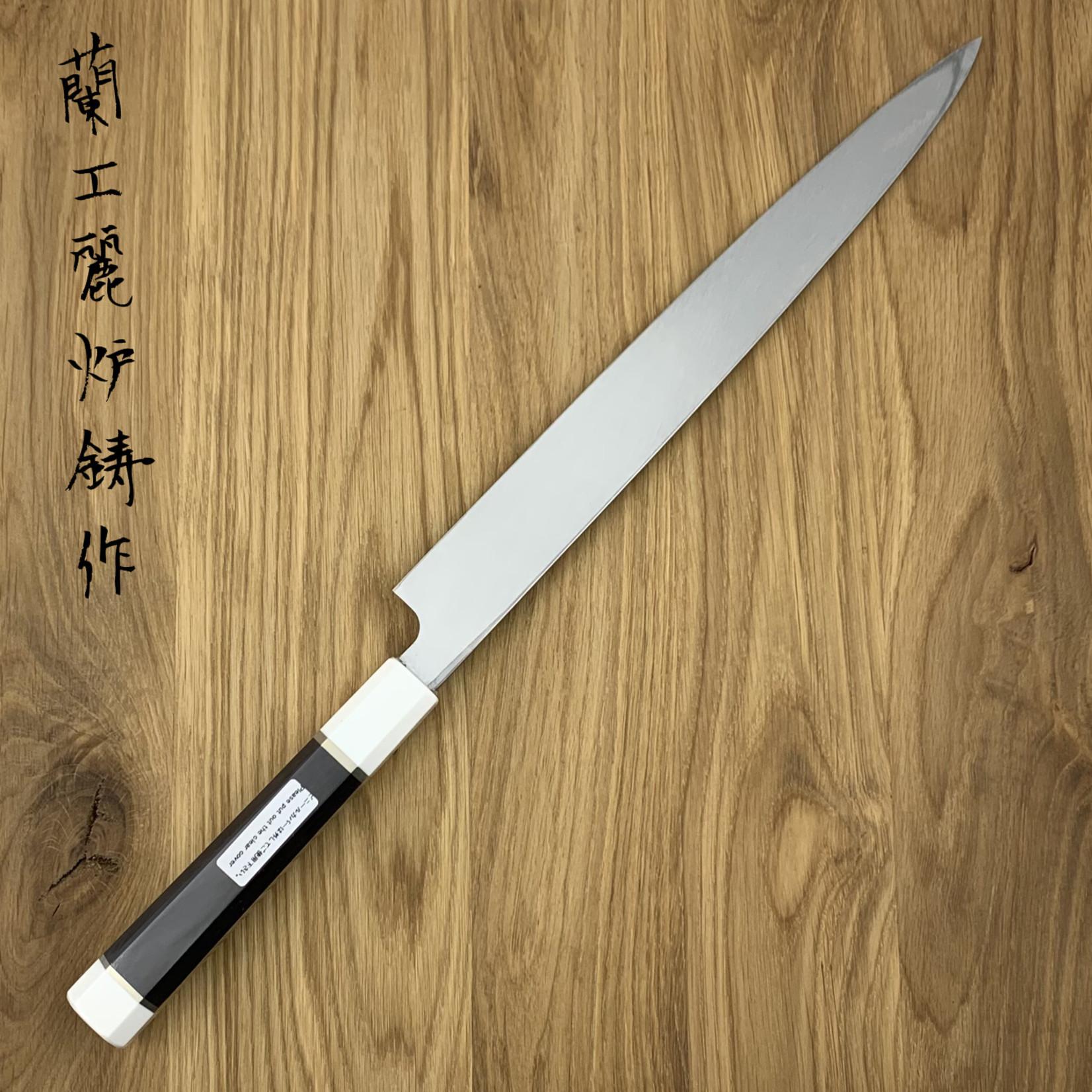 SAKAI TAKAYUKI Ginryu Sashimi 300 mm 02263