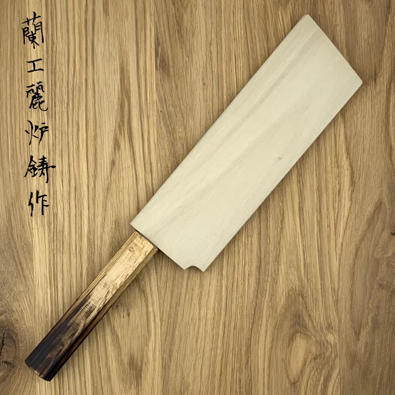 SAKAI TAKAYUKI Homura Guren Saya Nakiri 180 mm 24146