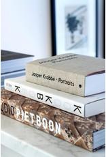Boek Portraits - Jasper Krabbé