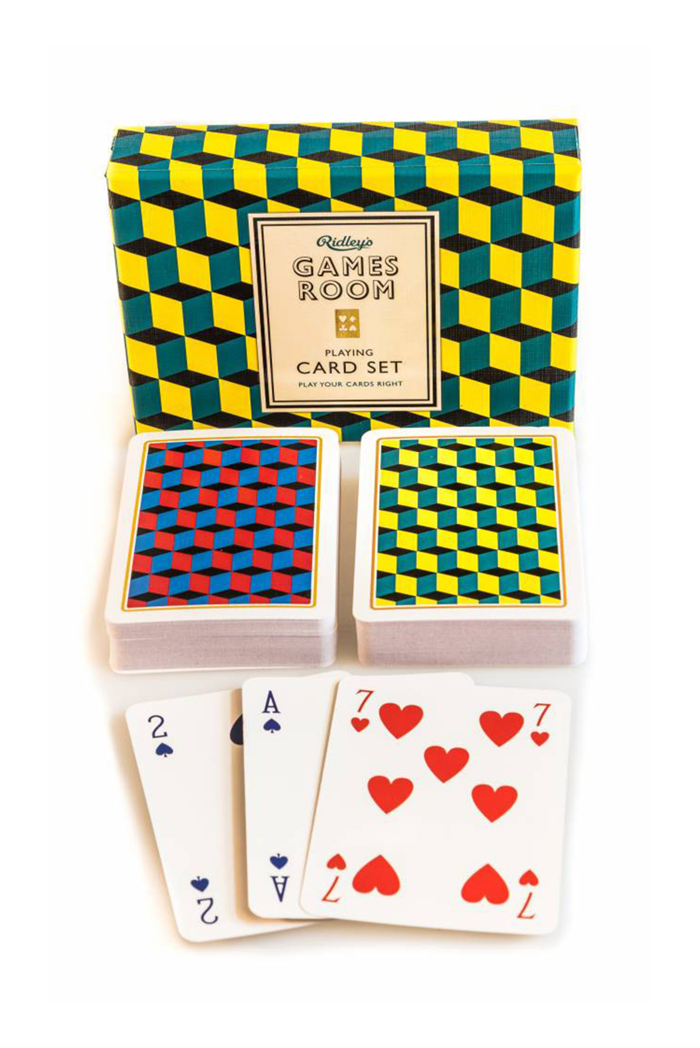 Ridley's  Ridley's  Games Room - Playing cards