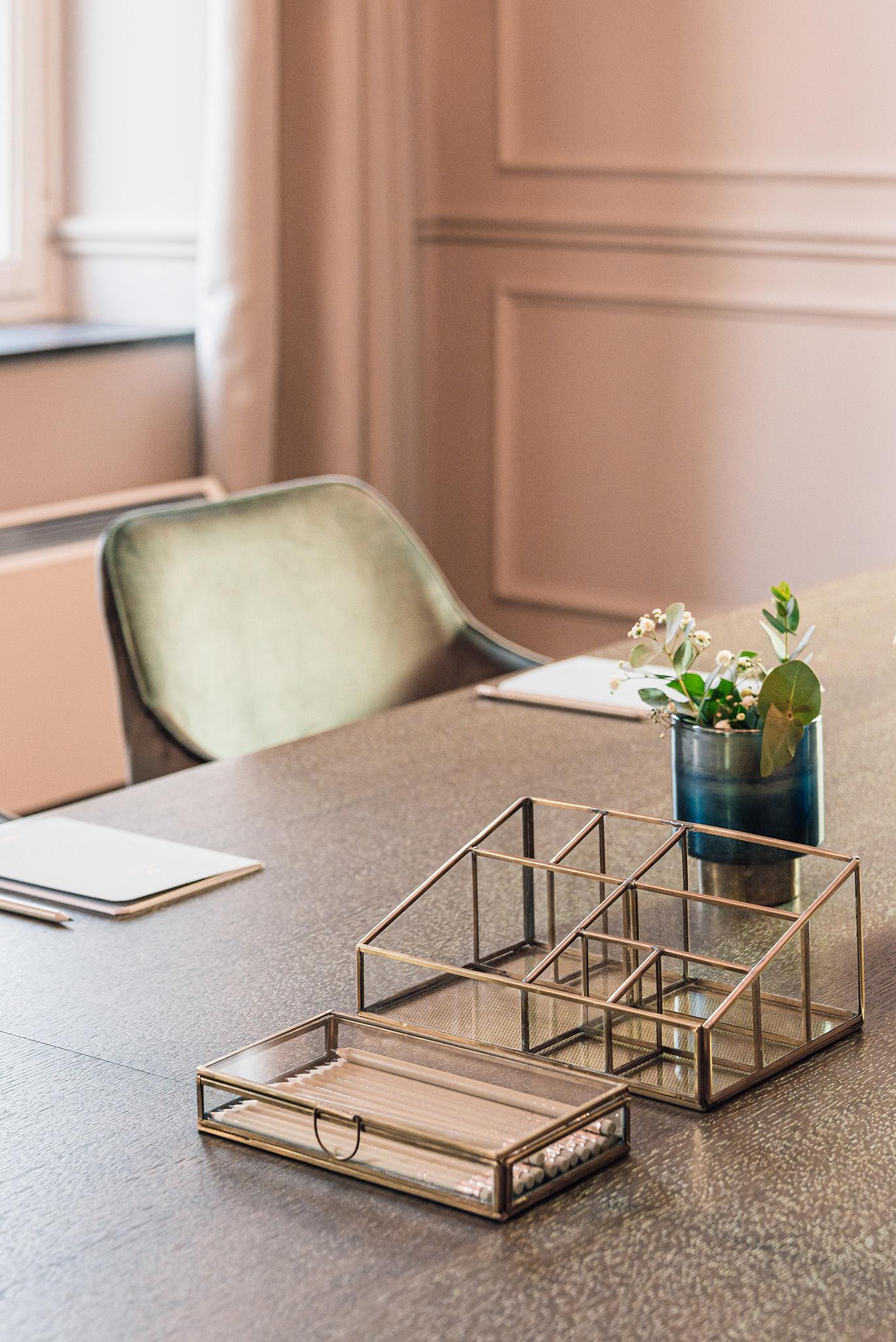 Monograph Messing Desk Organiser