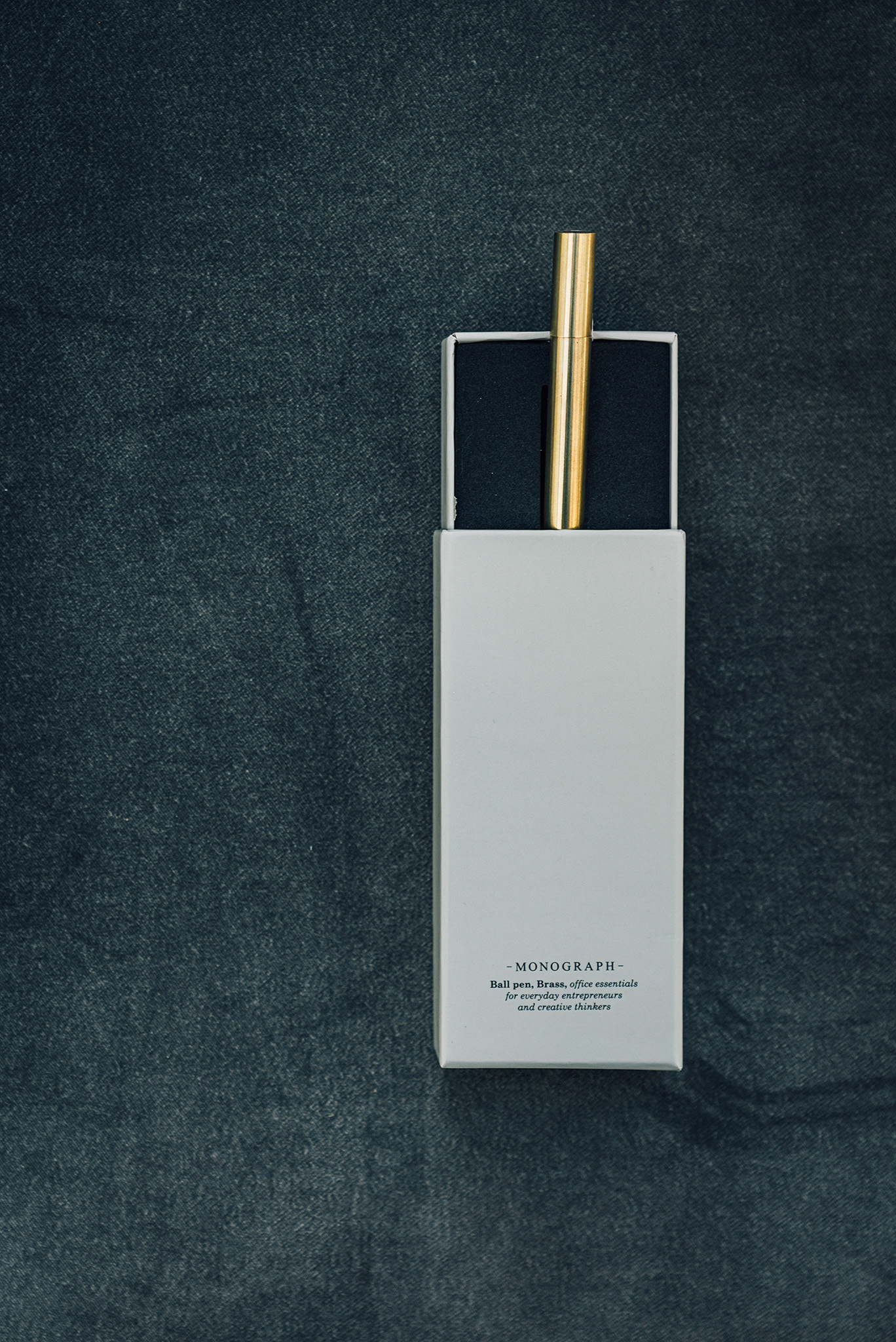 Monograph Brass Pen