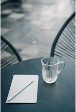 La rochère Ouessant Glass Mug (set of 6)