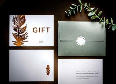 Cadeauvoucher