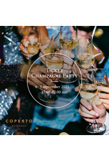 Table (4 pers) - Voucher Champagne Party