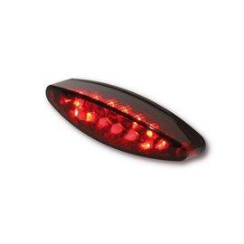 Highsider Highsider Ovales Cafe Racer LED-Rücklicht