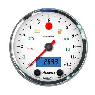 Acewell ACE-CA085 ACW Aluring verchromt 12000 U/min