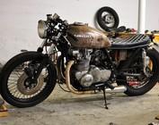 Kawasaki Custom Parts