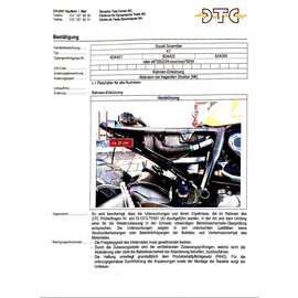 DTC DTC Rahmenkürzung Ducati Scrambler