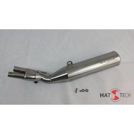 """Hattech Schalldämpfer PureCraft K75 """"Steil"""""""