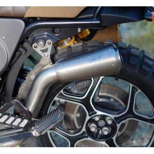 """Unitgarage Auspuffanlage """"K-Scrambler"""" BMW K75 & K100"""