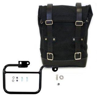 """Unitgarage Canvas  Seitentasche inklusive Seitentaschenträger  """"K-Scrambler"""""""