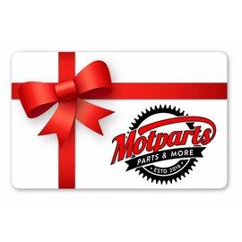 Motparts MOTPARTS Geschenkgutschein