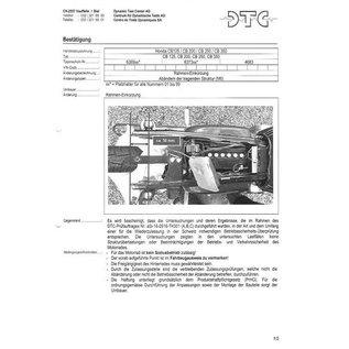DTC    DTC Rahmenkürzung Honda CB125 - CB350