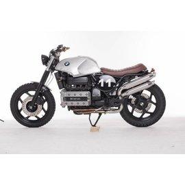 Hattech Komplettanlage Double-Cannonball BMW K100