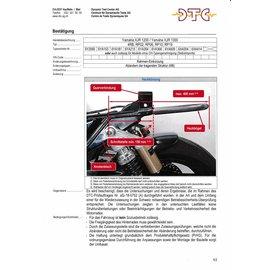DTC DTC Rahmenkürzung Yamaha XJR 1200  - XJR 1300