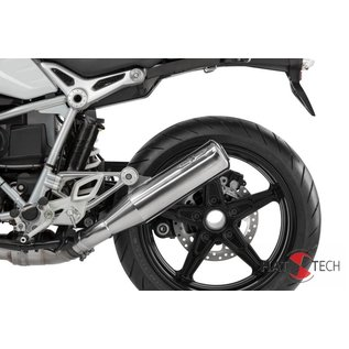 Hattech BMW NineT - Euro 3 - HATTECH PureCraft Endschalldämpfer