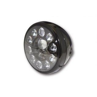 """Highsider 7"""" Highsider LED Scheinwerfer schwarz RENO 1"""
