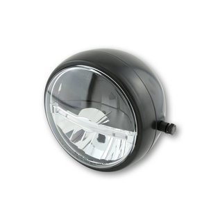 """Highsider 5 3/4"""" Highsider LED Scheinwerfer schwarz Jackson"""